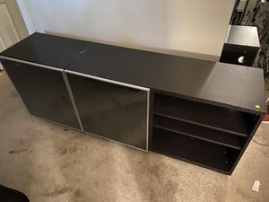 Entertainment Center Almost For $FR.EE! for Sale in Atlanta, GA