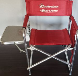 PINIC TIME ALUMINUM CHAIR TABLE STORAGE CAMPING FISHING PATIO RV for Sale in Thornton, CO