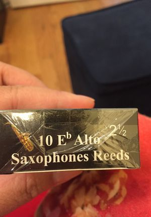 New Saxophones Reeds for Sale in Daly City, CA