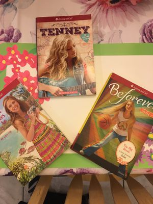 American girl books for Sale in Duncanville, TX
