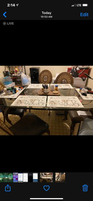 Kitchen table for Sale in Spartanburg, SC