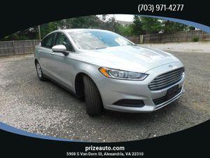 2014 Ford Fusion for Sale in Alexandria, VA