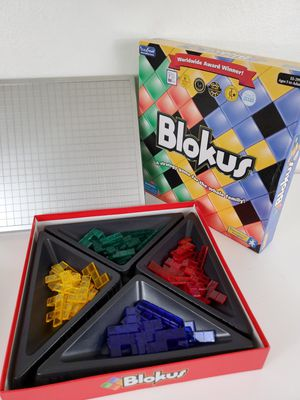 Blokus Strategy Board Game for Sale in Manteca, CA
