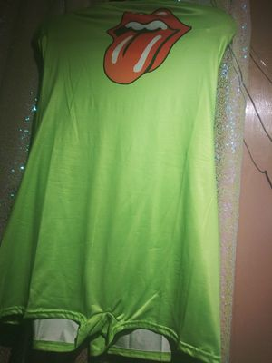 Size xl neon green jumpsuit for Sale in San Bernardino, CA