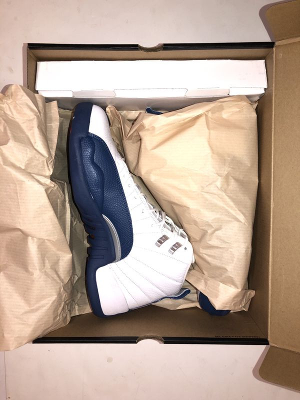 RETRO JORDAN 12 'French blue' DS SIZE 12