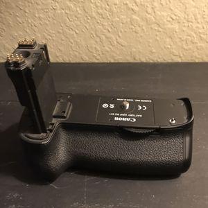 Canon Batter Grip for Sale in Denver, CO