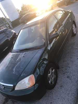 2001 honda civic EX for Sale in Kissimmee, FL
