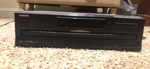 Onkyo 6 Disk and Demon Receiver for Sale in Dayton, MD