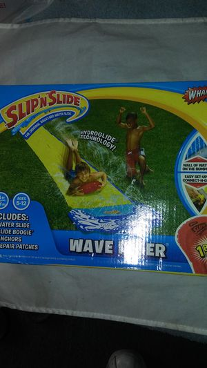 2ea new Wham-o slip n slide wave rider w/ boogie board 1ea for $9.99 or 2ea for $14.99 for Sale in Los Angeles, CA