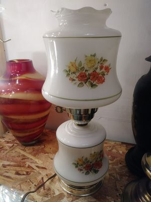 Hurricane Lamp for Sale in University Place, WA
