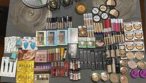 All types of make up from Milani, L'Oréal, Cover Girl, Elf, Physician's Formula, Maybelline, Revlon, NYX, Wet & Wild and Beauty Blenders. for Sale in Huntington Park, CA