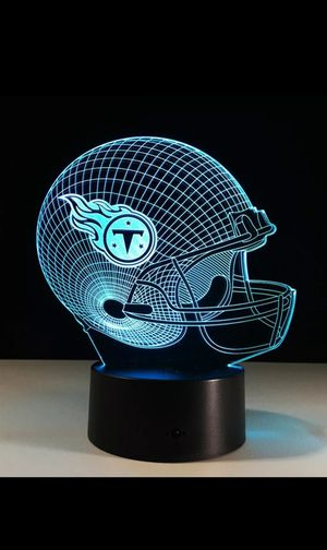 Tennessee Titans NFL Night Light Lamp for Sale in Voorhees Township, NJ