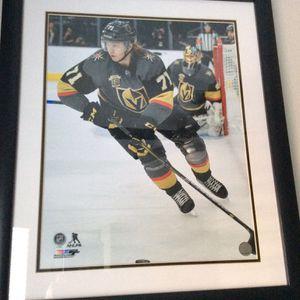 Golden Knights Karlson Framed Photo for Sale in Las Vegas, NV
