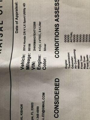 Honda CRV sport AWD for Sale in Brandon, FL