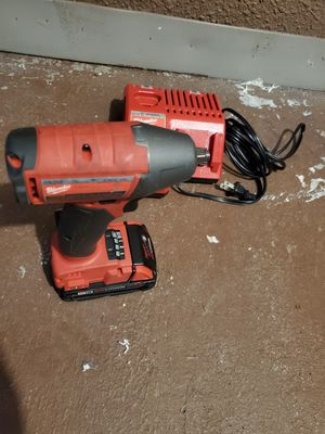Milwakee m18 impact wrenche 3/8 for Sale in Vancouver, WA