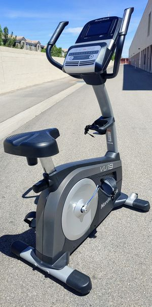 FREE DELIVERY 💥 NordicTrack Commercial VU 19 Exercise Bike ✅ WARRANTY ➡ Retail $1000 🚫 for Sale in Las Vegas, NV