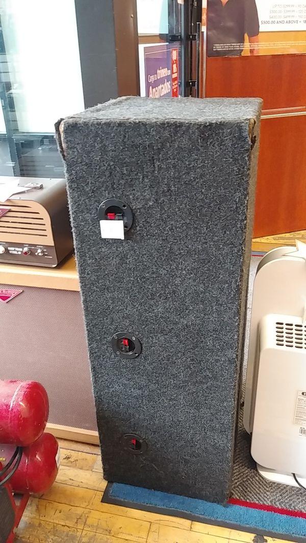 Mix Audio Car Speakers