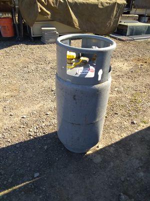 Propane tank $25.00 come get it for Sale in San Martin, CA