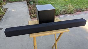 "VIZIO 38"" 2.1 Sound Bar System for Sale in Covina, CA"
