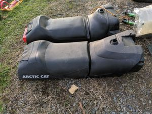 Arctic cat snowmobile seat tank for Sale in Snohomish, WA