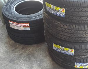 New and used tires ask for prices and sizes for Sale in San Antonio, TX