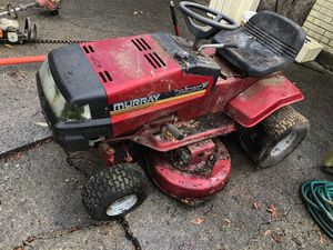 Murray riding lawn mower for Sale in Maple Valley, WA