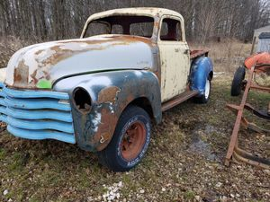 1950 Chevy 3100 chop top for Sale in Ashley, OH