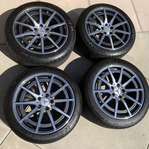 Mercedes C-Class W205 - New Genuine 2020 AMG Wheels!!! for Sale in Lake Forest, CA