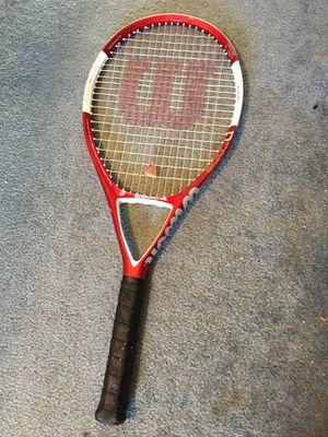 Wilson tennis racket for Sale in Brookline, MA
