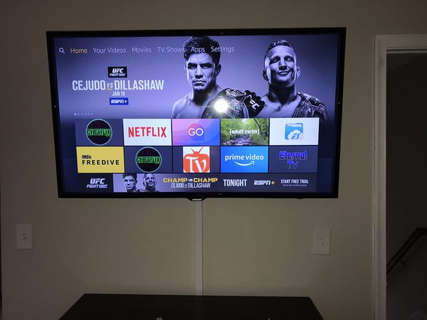 Tv wall mount (nstallation) for Sale in Bowie, MD - OfferUp