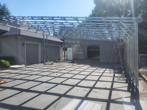 Metal shed for Sale in Orosi, CA
