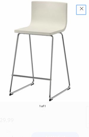 IKEA Bernhard Bar stools (2-brand new) for Sale in Roswell, GA