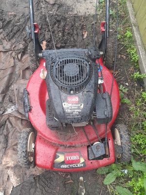 Toro lawn mower self Propel works for Sale in Newport News, VA