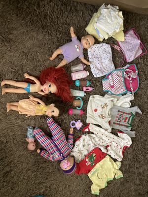 Baby doll lot for Sale in Fort McDowell, AZ