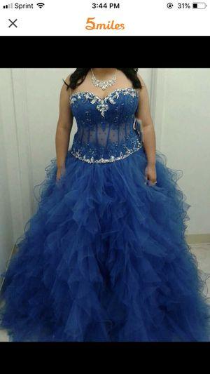 15 dress/Prom dress for Sale in Carrollton, TX