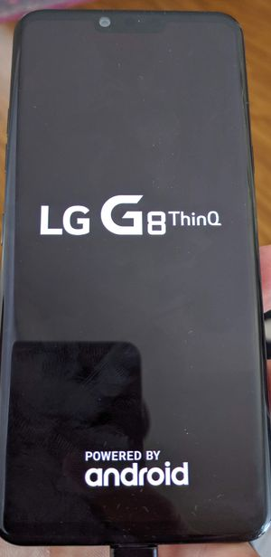 Att/cricket lg g8 thinq 128gb for Sale in Elk Grove, CA