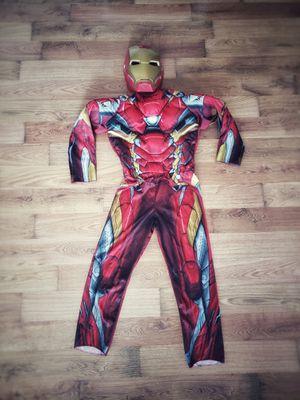Captain America Costume, Size M for Sale in Chicopee, MA