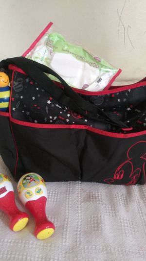 """Diaper Bag """"Mickey Mouse"""" for Sale in Norwalk, CA"""