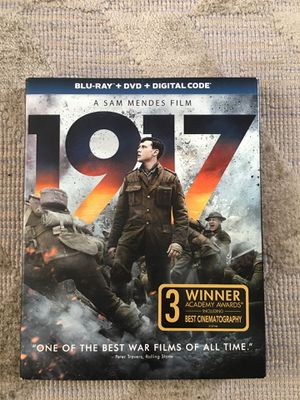 1917 blueray DVD for Sale in San Francisco, CA