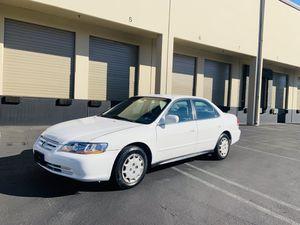 2001 Honda Accord LOW MILES for Sale in Kent, WA