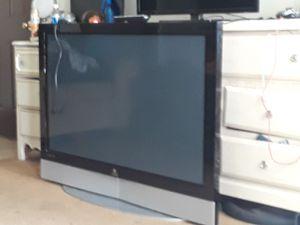 """50"""" vizio plasma with remote OBO for Sale in Westfield, IN"""
