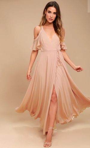 Blush dress for Sale in West Jordan, UT