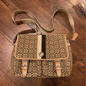 Coach Messenger Bag for Sale in Poway, CA