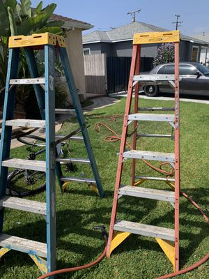 Two ladders for Sale in Lawndale, CA