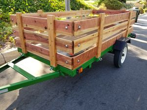 4x8 utility trailer for Sale in Orange, CA