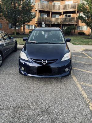 2008 Mazda 5 For Sale, Mileage 123,120 at $ 5,000 or Best Offer. You have new rings with new tires. Good for a family. for Sale in MIDDLEBRG HTS, OH