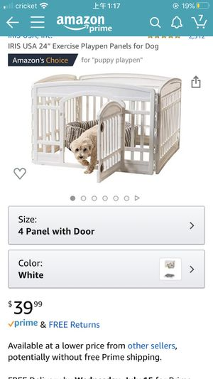 Dog cage for Sale in San Francisco, CA