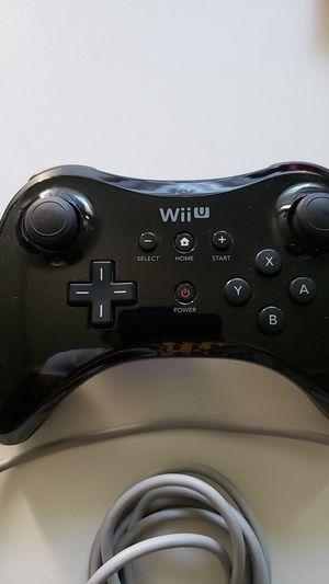 Wiiu pro controller excellent condition for Sale in Corona, CA