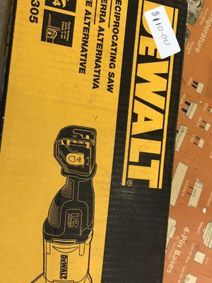 Dewalt 20V Reciprocating Saw for Sale in Lake Worth, FL