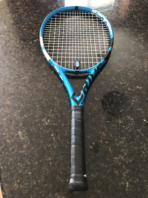 BABOLAT 🎾PURE DRIVE TENNIS RACKET. $130. GRIP SIZE 41/4 for Sale in NEW LONDN Township, PA